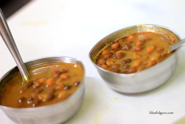 Nepal Food Pease