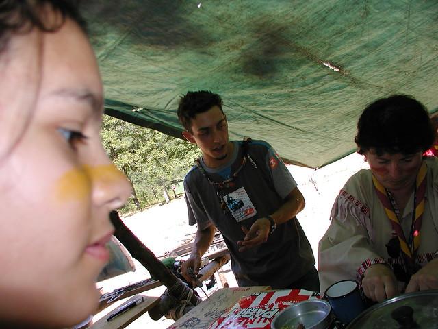 Campo Estivo 2004 - 2005