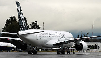 Airbus A350-900 MSN3 en SCL Grupo10 (RD)