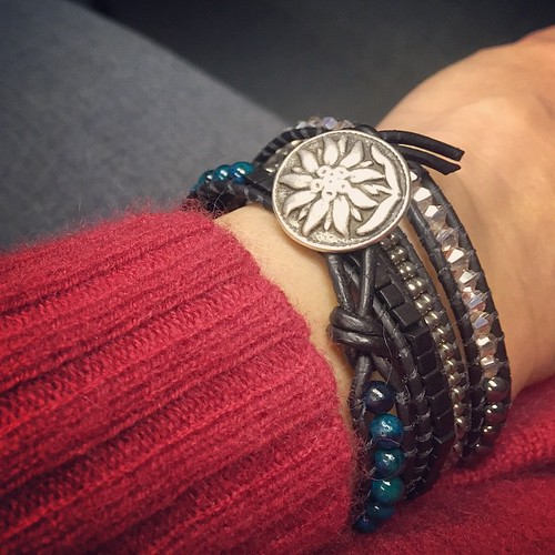 Today's Arm Candy #handmade