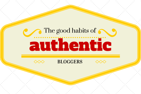 The authentic blogger