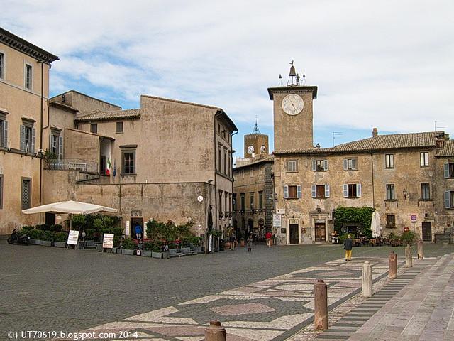Domplatz, Orvieto
