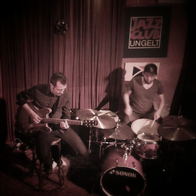 Blues time! #Prague #Praha #JazzClubUngelt