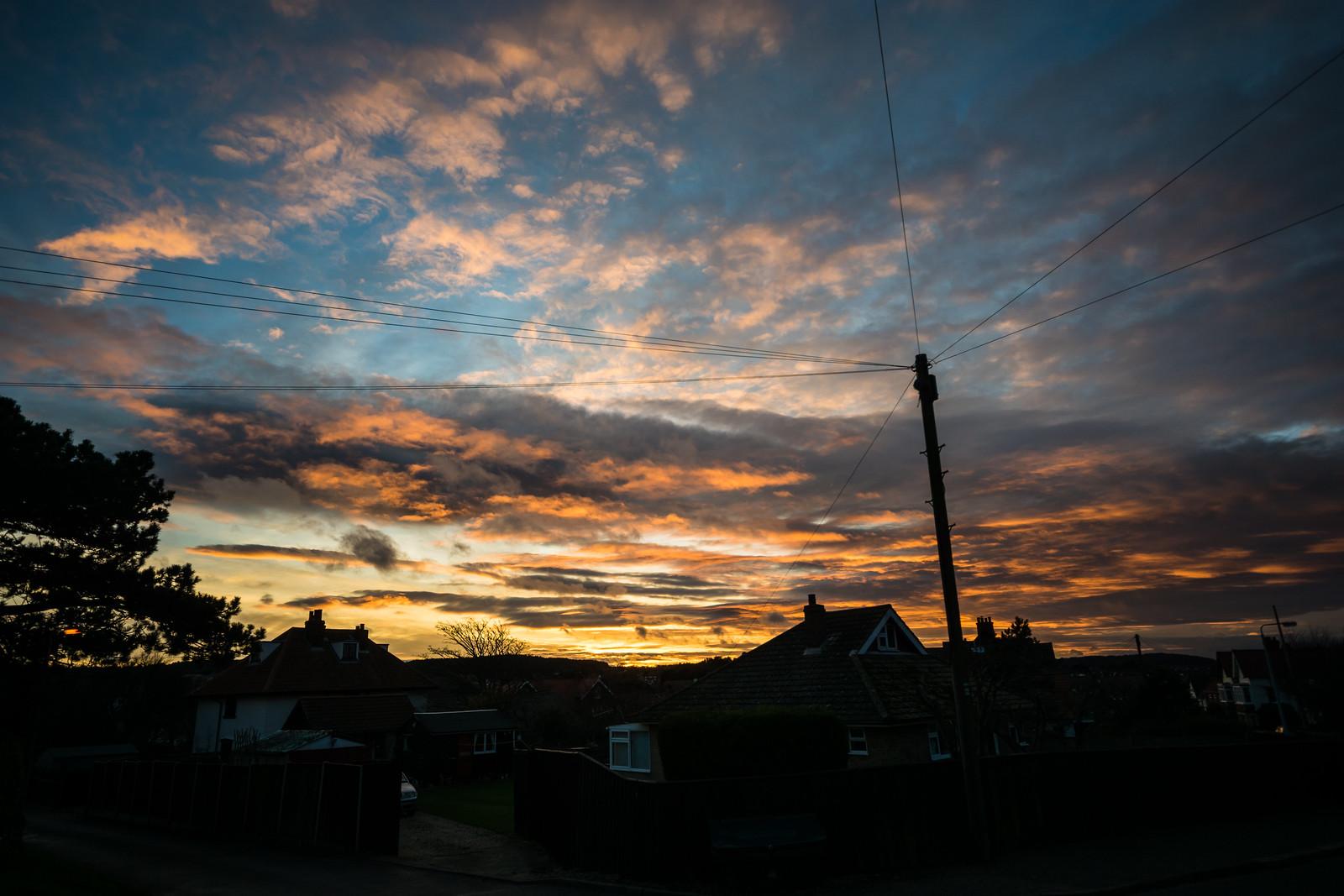 A Norfolk Sunset-1