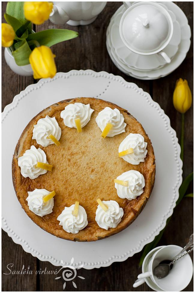 Bananinis sūrio tortas (4)