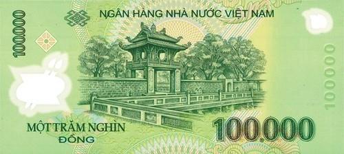 Vietnam 100,000 bill