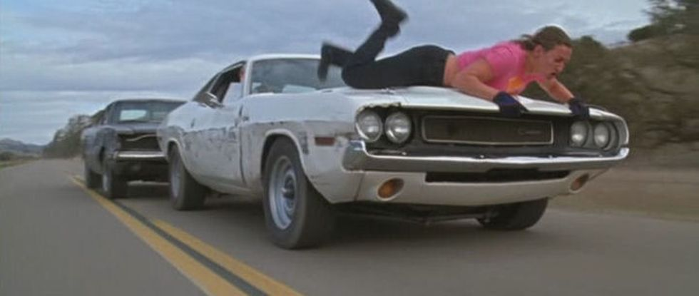 Mopar in the Movies '70 Challenger