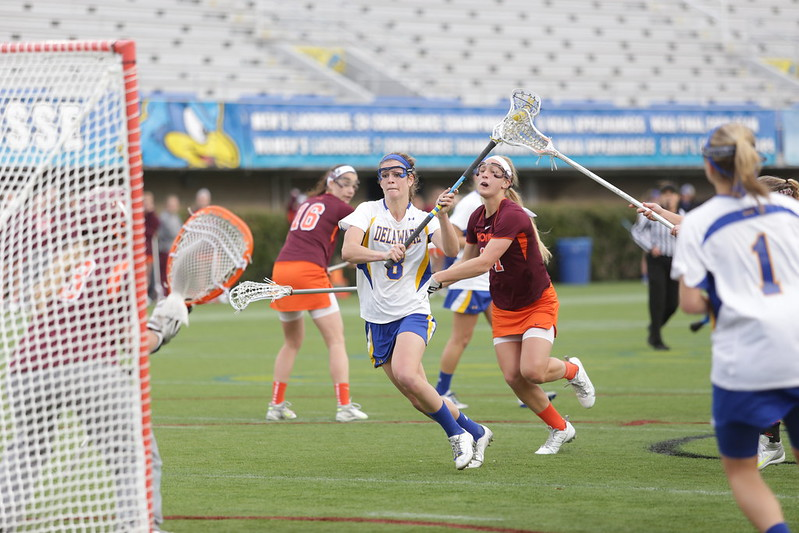 High scoring Blue Hens top Colonials