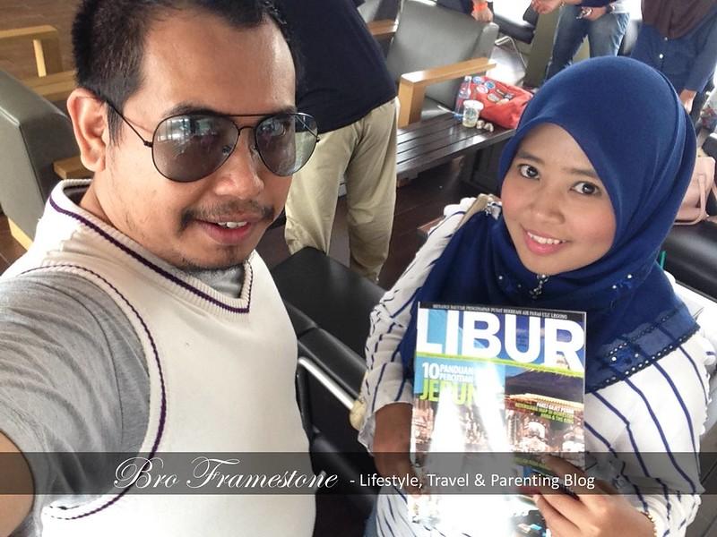 Blogger Deq Noor Majalah Libur