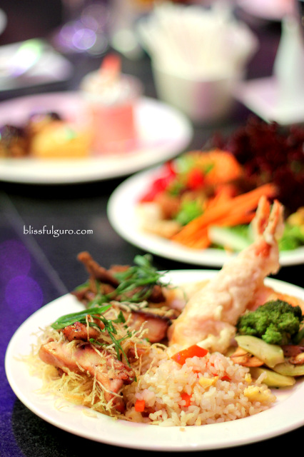 Le Monet Hotel Baguio Buffet Dinner