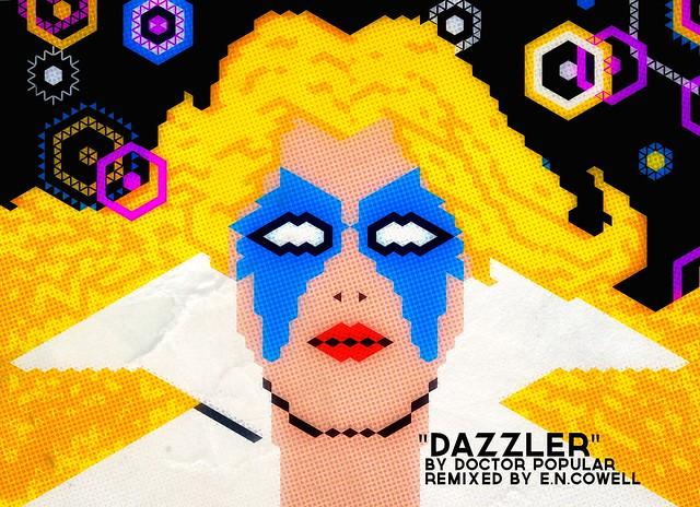 Dazzler album art
