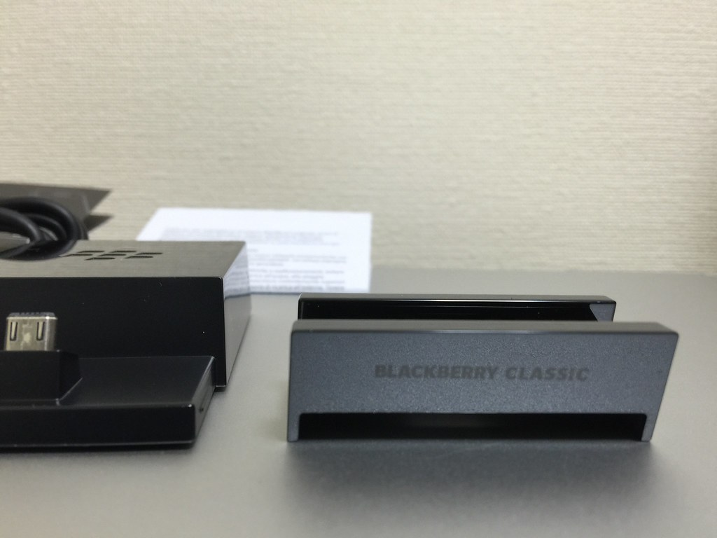 BlackBerry Classic SyncPod