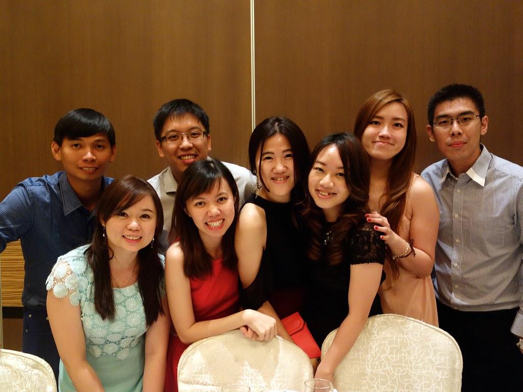 Ting's wedding