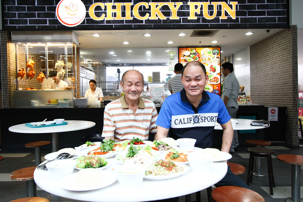 Chicky Fun: Owners
