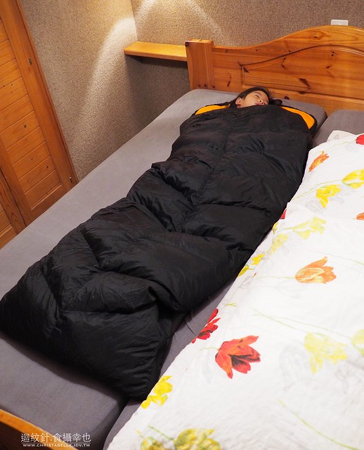 QTace睡袋