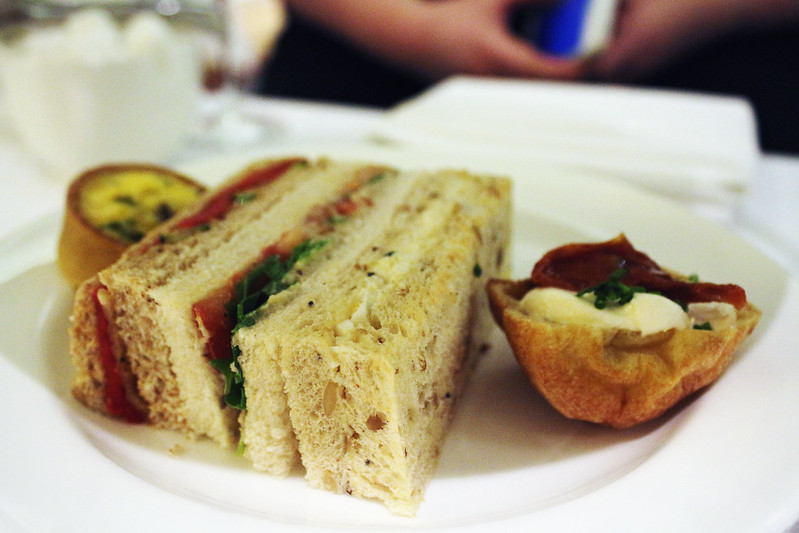 Lancaster London Afternoon Tea 4