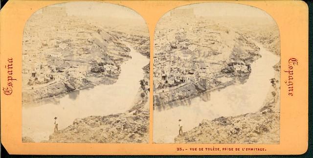 Fotografía Estereoscópica de Lamy. Vista General