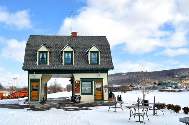 Old Railroad Cafe Menu