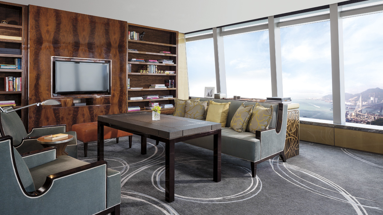 Kiệt tác The Ritz-Carlton tại Hong Kong