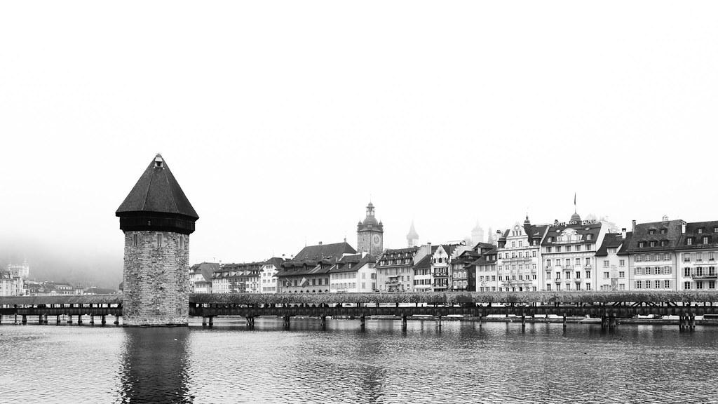 Kapellbrücke, Luzern