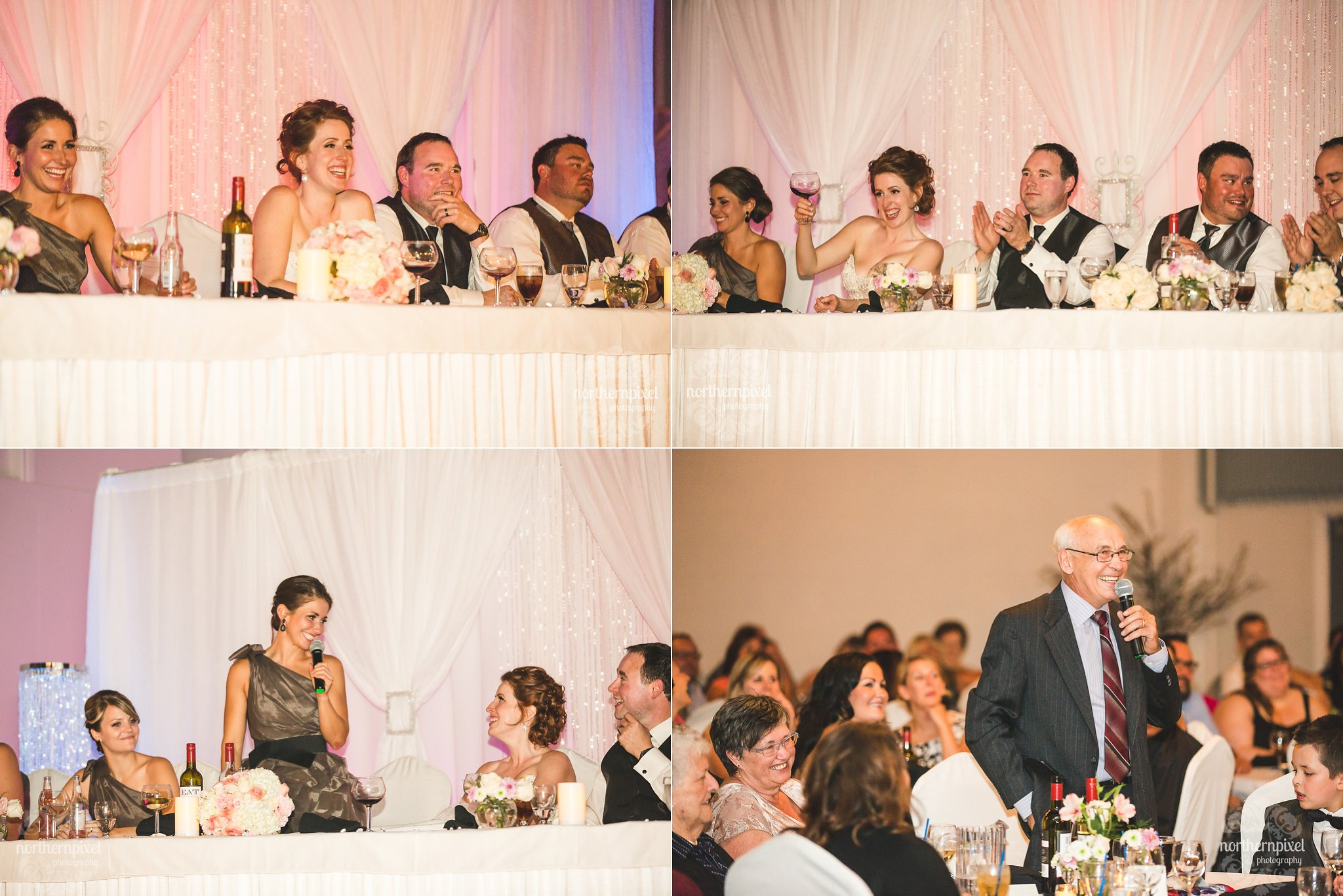 Kendra & Jarrett's Wedding Reception - Prince George BC