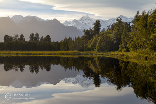 Lake Matheson - Mirror Lake