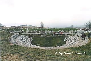 Pietrabbondante (IS), 2000, Aree archeologiche.