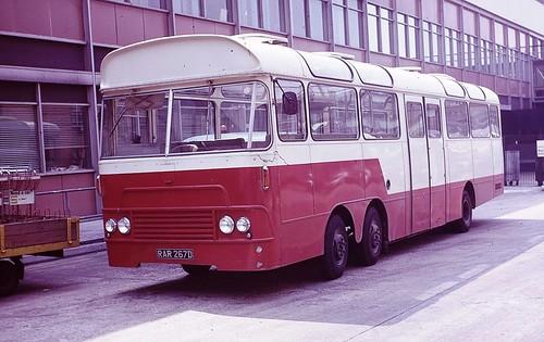 Heathrow in the early 70's (c) Philip Slynn