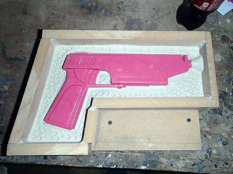 Westar 35 Mold Clay Bed Built