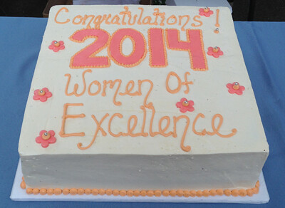 Maui County Women of Excellence 2014