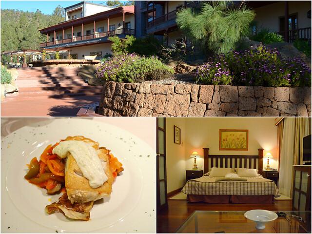 Hotel Spa Villalba, Vilaflor, Tenerife, Montage 1