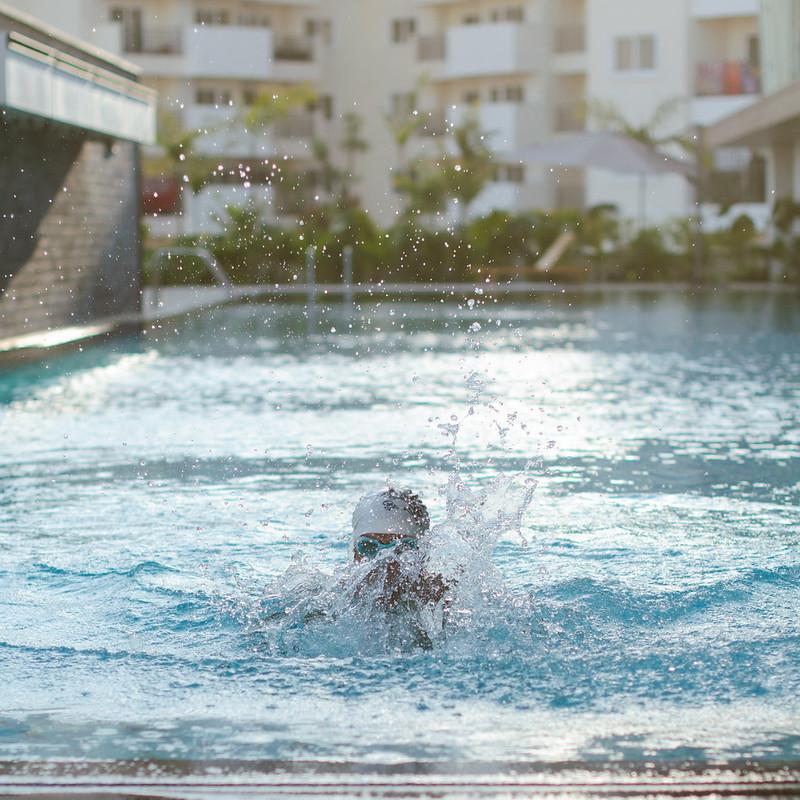 Day 37.365 - Swim