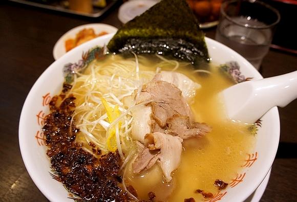 京都鴨川必吃下午茶拉麵07
