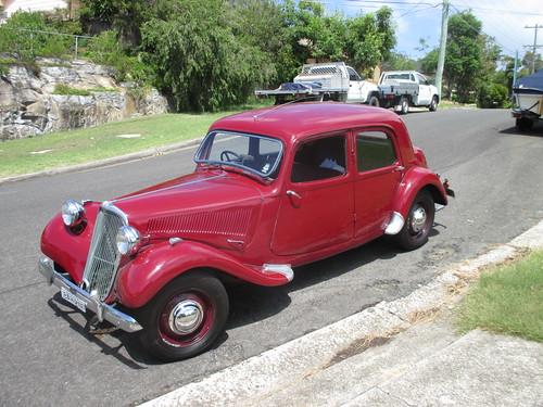 New Addition: 1954 Citroen Light 15