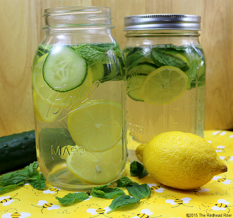 Detox Water Recipes For Hydration, Weight Loss, Cleansing, Anti-Bloating And Enjoyment 1