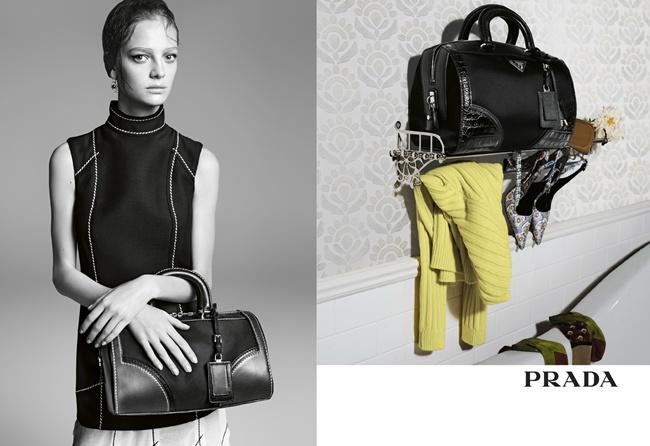 3 Prada SS15 Womenswear Adv Campaign image