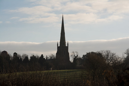 20141231-01_All Saints' Church - Braunston - Cathedral of the Canals