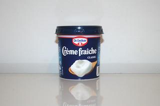 07 - Zutat Creme fraiche / Ingredient creme fraice