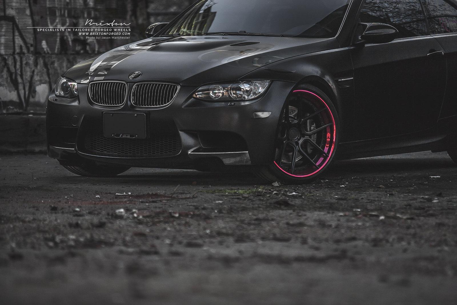 Elk Grove Ford >> 666 Malicious   BMW E92 M3 x BRIXTON FORGED CM5