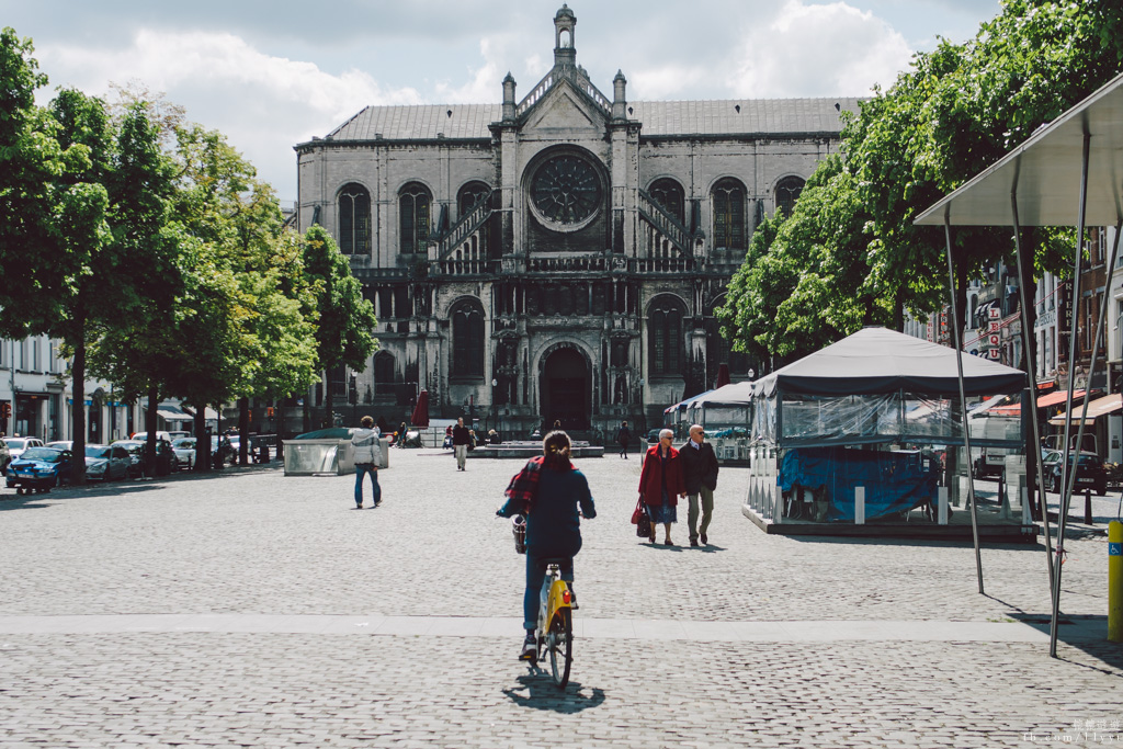 Untitled  轆轆遊遊。布魯塞爾的各種單車路 16608004526 00a9a55434 o