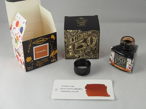 Diamine 150th Anniversary Terracotta