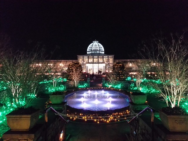 Lewis Ginter Botanical Gardens Conservatory Flickr Photo Sharing