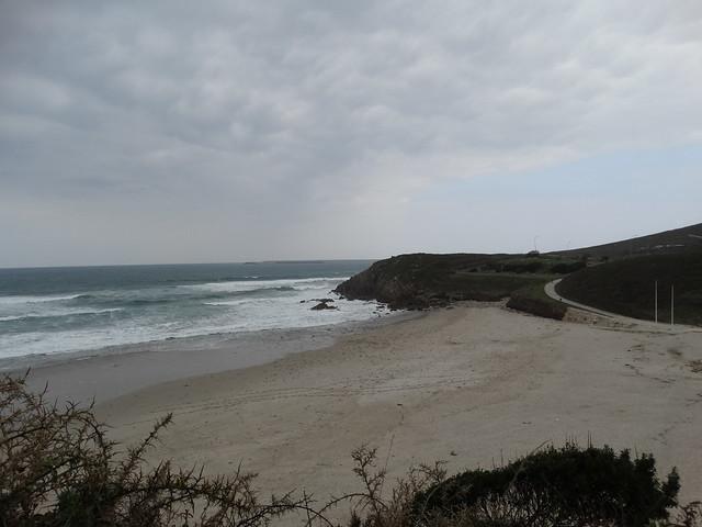 Playa de Valcobo en Arteixo