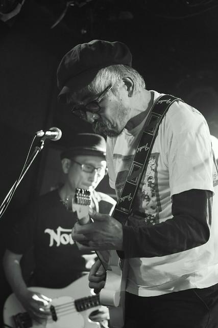 ファズの魔法使い live at Outbreak, Tokyo, 18 Mar 2015. 103