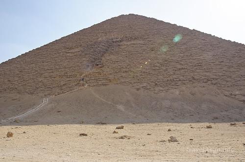 【写真】2014 世界一周 : 屈折ピラミッド、赤ピラミッド/2021-01-07/PICT7058