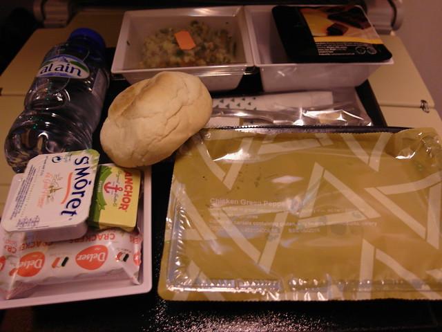 阿提哈德飛機餐 (1)