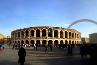 Arena Tiltshift, Verona, Italy, 2014