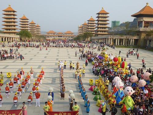 Ta-Kaohsiung-Nouvel An-Temple Foguanshan (58)