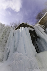 Towering Ice