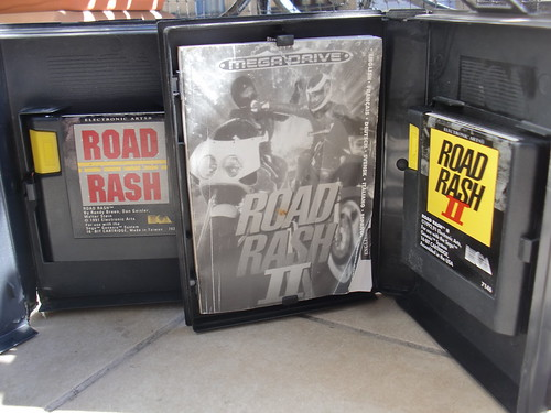 CARTUCHOS ROAD RASH II